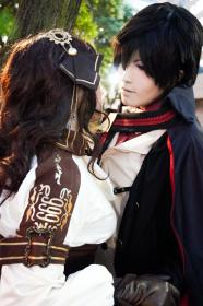 Photoshoot of Code: Realize ~ Sousei no Himegimi~ by Yumiki Snapshots