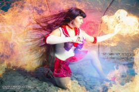 Sailor Moon photographed by Gapple Photos