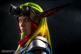 Jak II photographed by Gapple Photos