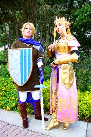 Photoshoot of Legend of Zelda by Lionboogy
