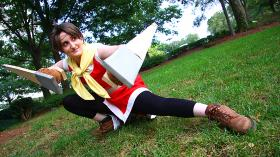 Photoshoot of Suikoden by Lionboogy