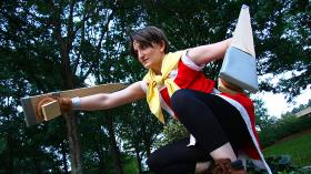 Suikoden photographed by Lionboogy