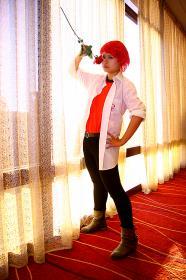 Photoshoot of Monthly Girls' Nozaki-kun by Lionboogy