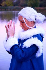 Legend of Korra, The photographed by Lionboogy