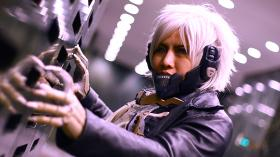 Metal Gear Rising: Revengeance photographed by Lionboogy