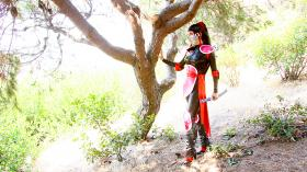 Photoshoot of Inuyasha by Lionboogy