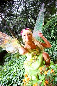 Photoshoot of Disney Fairies by Lionboogy