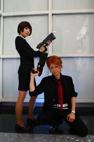 Photoshoot of Psycho-Pass by Lionboogy