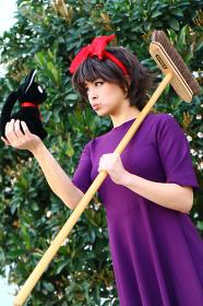 Photoshoot of Kiki's Delivery Service by Lionboogy