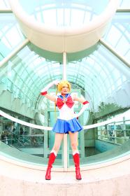 Photoshoot of Sailor Moon by Lionboogy