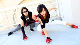 Photoshoot of Mirrors Edge by Lionboogy