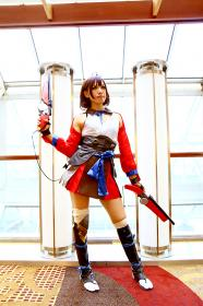 Photoshoot of Kabaneri of the Iron Fortress by Lionboogy