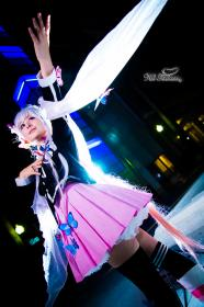Vocaloid photographed by Kei Tsubasa