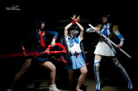 Photoshoot of Kill la Kill by Kei Tsubasa