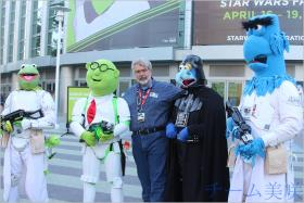 Star Wars Celebration 2015 Gallery photographed by Bart