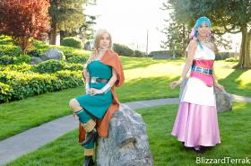 Dragon Quest V photographed by BlizzardTerrak