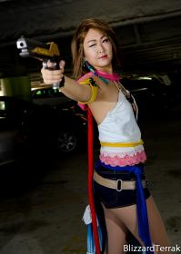 Final Fantasy X-2 photographed by BlizzardTerrak