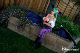 Photoshoot of Darkstalkers by BlizzardTerrak