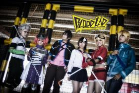 Blood Lad photographed by Hexlord
