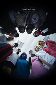 Photoshoot of Mekaku City Actors by Hexlord