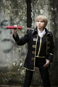Gintama photographed by Hexlord