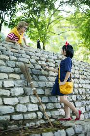 Photoshoot of Kiki's Delivery Service by Hexlord