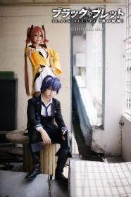 Photoshoot of Black Bullet by Hexlord