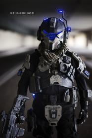 Titanfall photographed by Hexlord