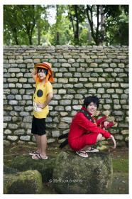 One Piece photographed by Hexlord