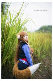 Photoshoot of Spice and Wolf by Hexlord