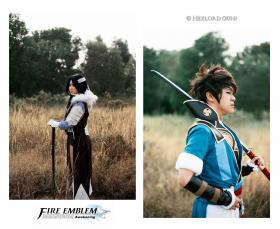 Photoshoot of Fire Emblem: Awakening by Hexlord