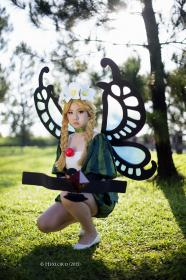 Odin Sphere photographed by Hexlord