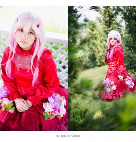 Guilty Crown photographed by Hexlord