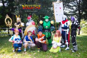 Photoshoot of Digimon Tamers by Hexlord