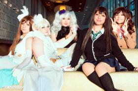 Photoshoot of iDOLM@STER Cinderella Girls by Kagu
