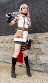Final Fantasy XIII photographed by Star - Tan Photography