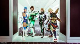 Photoshoot of Tiger and Bunny by sorairo-days