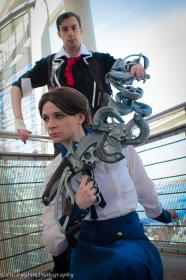 Bioshock Infinite photographed by LuckyGrim