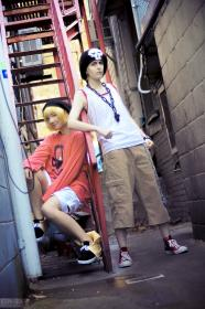 Beat & Rhyme (TWEWY) photographed by Skwinkography