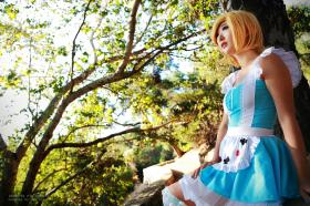 Photoshoot of Alice in Wonderland by WJS Cosplay