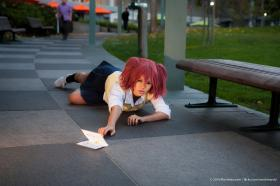 Akuma no Riddle photographed by Moshi
