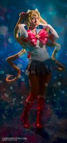 Photoshoot of Sailor Moon Crystal by Gapple Photos